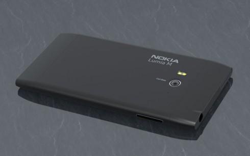 Nokia Lumia M Pictures