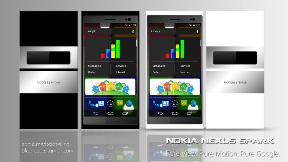 Nokia Nexus Spark Pictures
