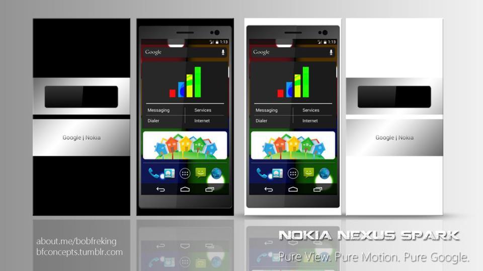 Nokia Nexus Spark