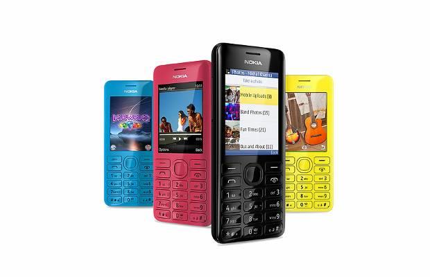 Nokia 206 Dual SIM Phone