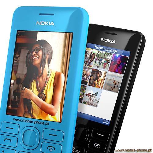Nokia 206 Social