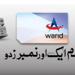 Warid Double Sim offer