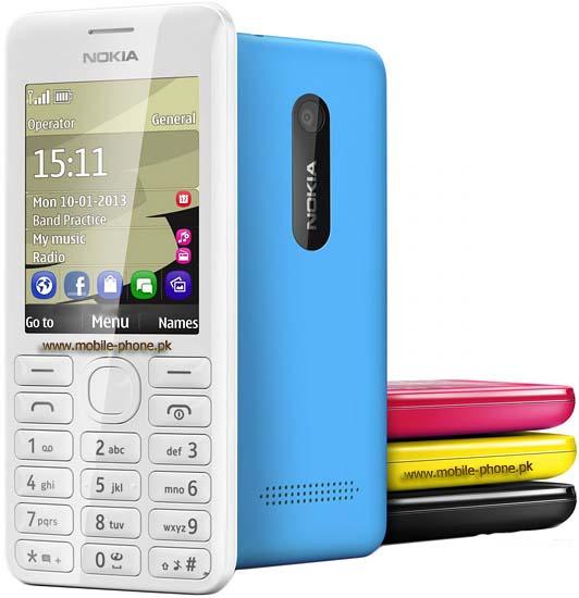 Nokia 206 Dual Sime Mobile