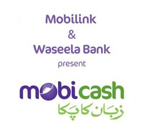 Mobilink Launches MobiCash