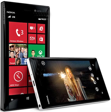 Latest Nokia Lumia 928