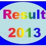Result-2013