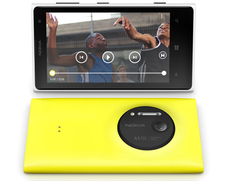 Nokia Lumia 1020 Image