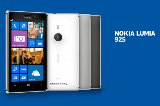 Nokia Lumia 925 Image