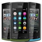 Nokia Asha 500 Photo