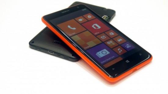 Nokia Lumia 625 Image