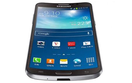 Samsung Galaxy Round Image
