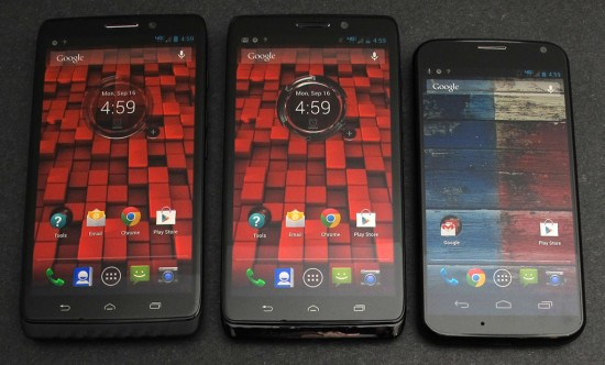 DROID Mini, Maxx, Ultra and Moto X Wallpaper