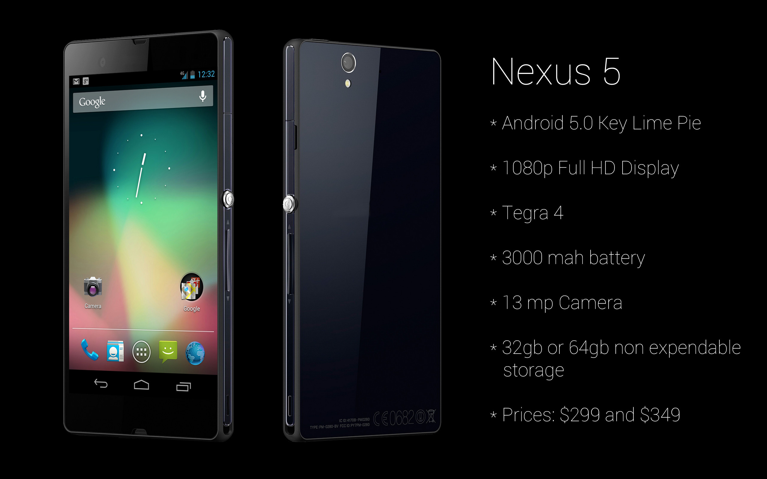 LG Nexus 5 Wallpaper