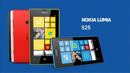 Nokia Lumia 525 Wallpaper