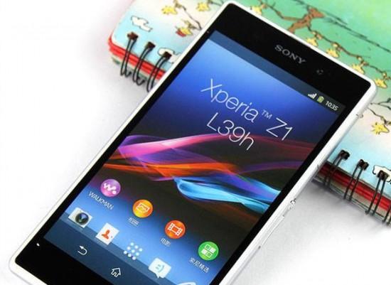 Xperia Z1 Image
