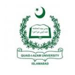Quaid Azam  University Logo