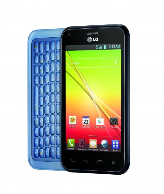 LG Optimus F3Q Pictures