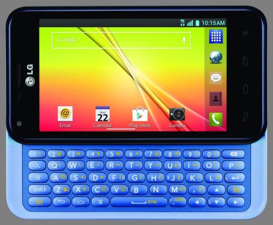 LG Optimus F3Q Photos