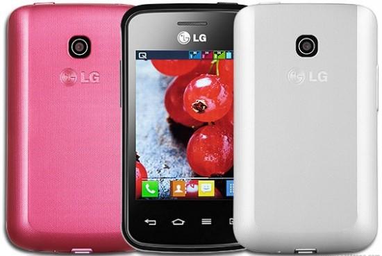 LG Optimus L1 II Tri E475 Pictures