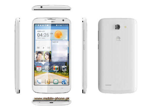 Huawei Ascend G730 Image