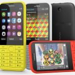 Nokia 225 Dual Sim Mobile Pictures