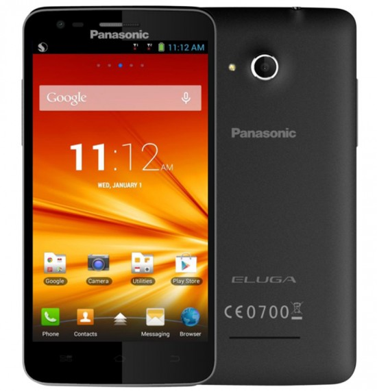 Panasonic Eluga A Price & Specs in Pakistan