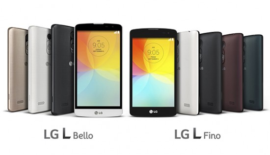LG L Bello & LG L Fino Specifcaitons & Price in Pakistan