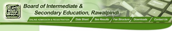 Rawalpindi Board