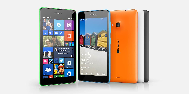 Nokia Lumia Pictures