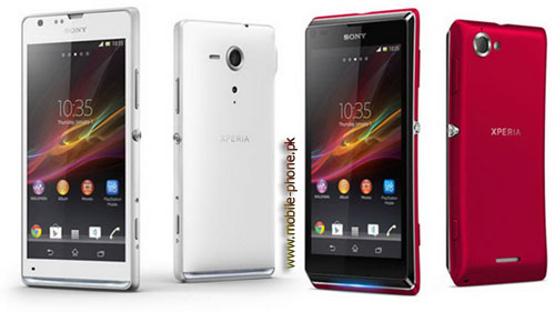 Sony Xperia E4 Mobile Pictures