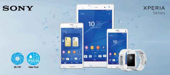 Sony Xperia Mobiles 2014