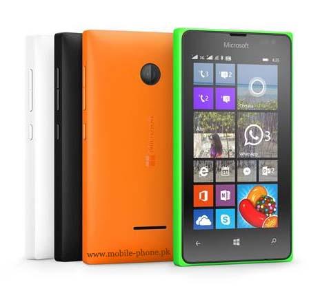 Microsoft Lumia 532 Pictures