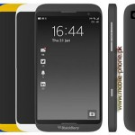 Blackberry Z20 Pictures