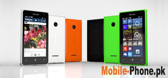 Lumia 435 & 532