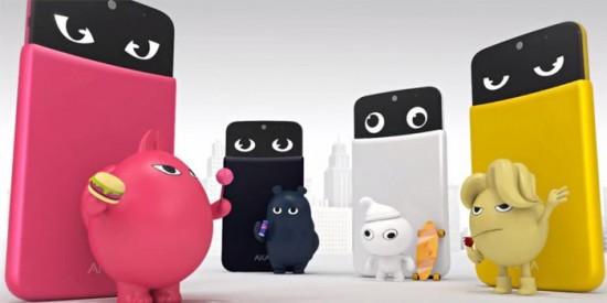 LG AKA Smartphone