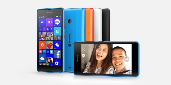 Microsoft Lumia 540 Image