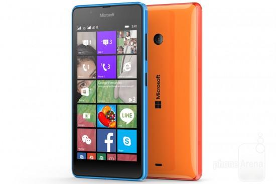 Nokia Lumia 540 Dual SIM