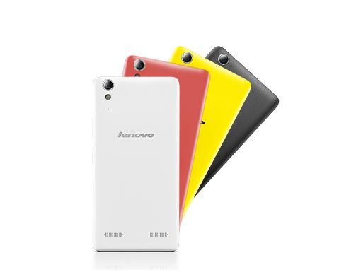 Budget 4G LTE Smartphone Lenovo A6000