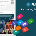 Fleksy iOS Android GIF Extensions Update