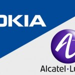 Nokia and Alcatel Lucent