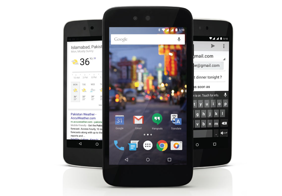 QMobile A1 Android One