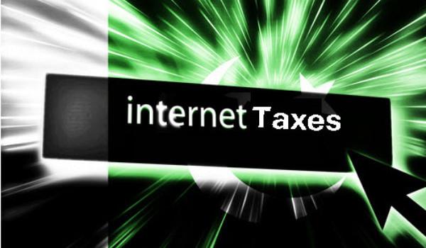 Punjab Govt Imposed Tax on Internet