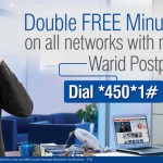 Warid Double Free Minutes Offer
