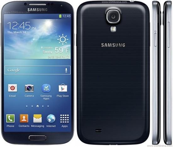 I9500 Galaxy S4 Black