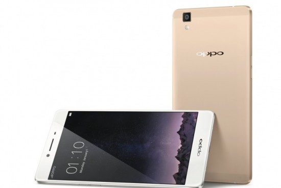 Oppo R7s Smart Phone 02