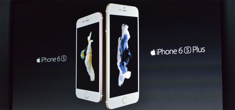 iPhone 6S & 6S Plus