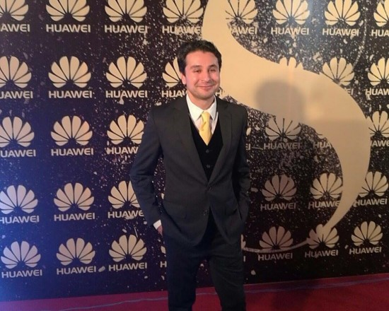 Huawei Mate 8 Launch Ceremony