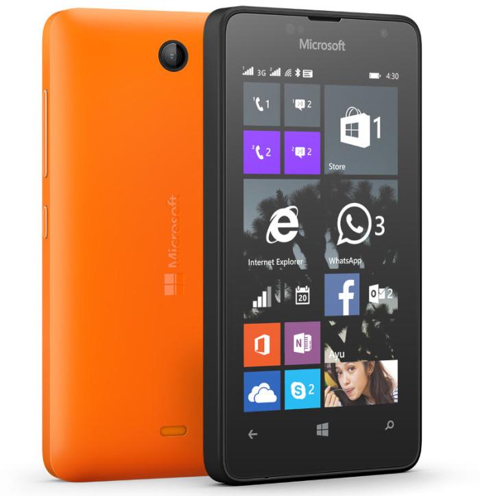 Microsoft Lumia 430