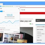 Opera browser free built-in VPN for online privacy