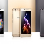 Metallic Lenovo Vibe K5 Plus in Pakistan for Rs. 23,500
